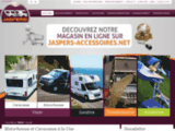 Catalogue de caravanes neuves et d'occasions : Jaspers.net