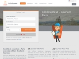 CoCoExpress, des coursiers responsables